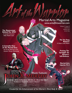 Art of the Warrior Magazine